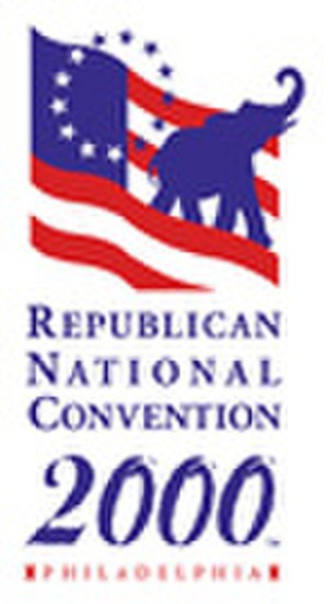 2000 Republican National Convention - Image: 2000 Republican National Convention Logo