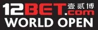 2010 World Open (snooker) - Image: 2010 World Open (snooker)