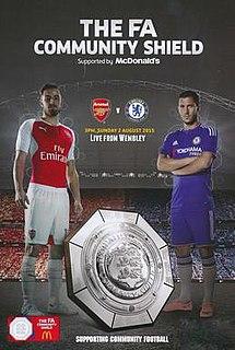 2015 FA Community Shield Football match