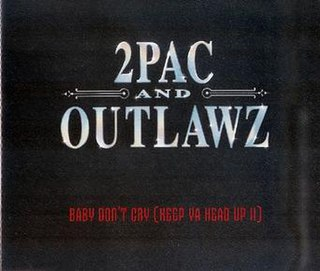 Baby Dont Cry (Keep Ya Head Up II) single by 2Pac and the Outlawz