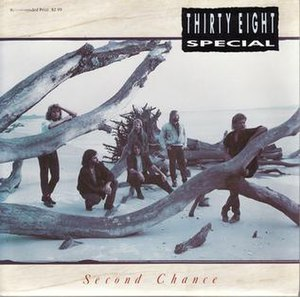 Second Chance (38 Special song) - Image: 38 Special Second Chance