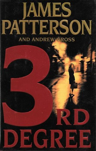 3rd Degree (novel) - Image: 3rd Degree James Patterson