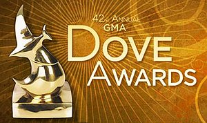 42nd GMA Dove Awards - Image: 42 doveawards