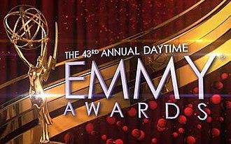 43rd Daytime Emmy Awards - Promotional advertisement