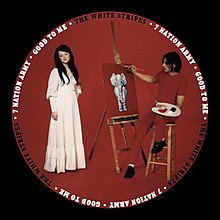 The White Stripes — Seven Nation Army (studio acapella)