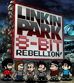 8-Bit Rebellion! - 8-Bit Rebellion! promotional logo.