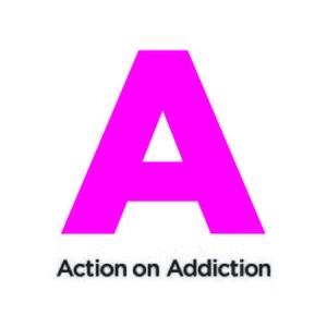 Action on Addiction - Image: ACTIONONADDICTION LOGO NEW 2014