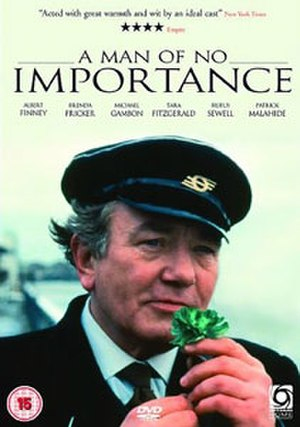 A Man of No Importance (film) - DVD cover