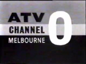ATV (Australia) - A 1964-65 ident shown on the station.