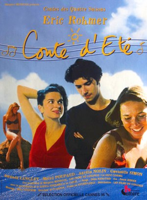 A Summer's Tale - Film poster