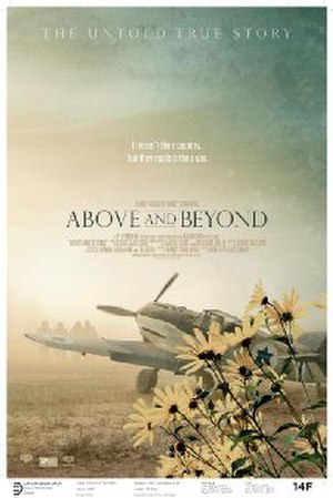 Above and Beyond (2014 film) - Image: Above And Beyond (2014)