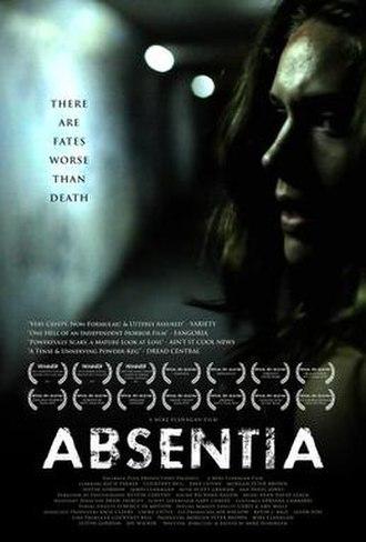 Absentia (film) - Image: Absentia 2011film
