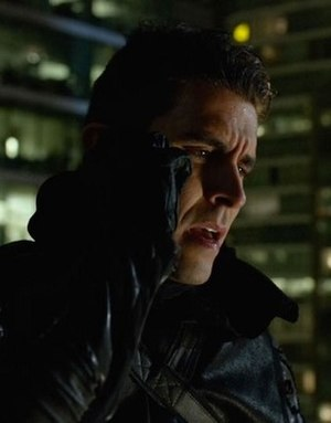 Prometheus (DC Comics) - Josh Segarra as Prometheus on Arrow.