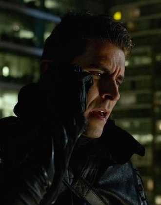 Adrian Chase - Josh Segarra as Adrian Chase in Arrow.