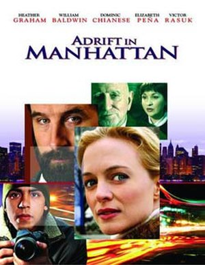 Adrift in Manhattan - Image: Adrift in manhattanposter