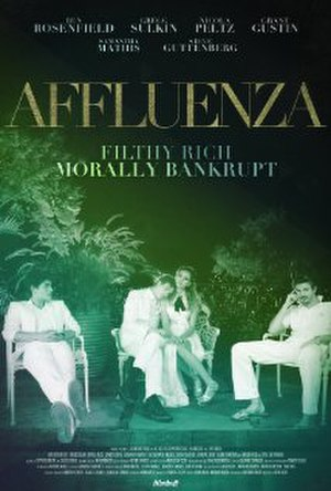 Affluenza (film) - Theatrical release poster