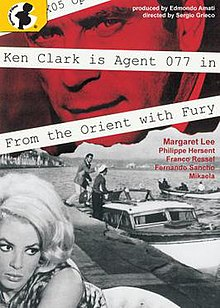 Agent 077 From the Orient with Fury FilmPoster.jpeg