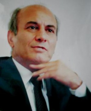 Iranian presidential election, 1980 - Image: Ahmad Madaani