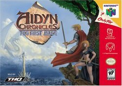 Aidyn Chronicles- The First Mage game cover.jpg