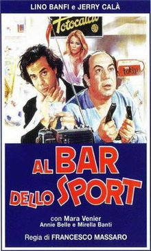 Al Bar Dello Sport Wikipedia