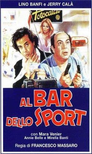 Al bar dello sport - Image: Al bar dello sport