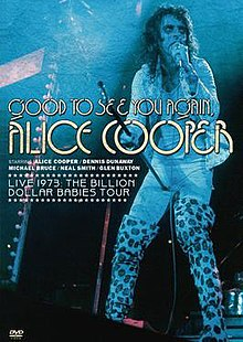 Good to See You Again, Alice Cooper movie