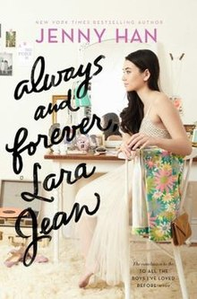 Always and Forever, Lara Jean - cover.jpg