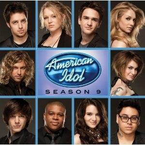 American Idol Season 9 - Image: American Idol Season 9 soundtrack