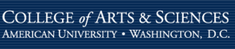 American University College of Arts and Sciences - Image: American University College of Arts and Sciences (logo)