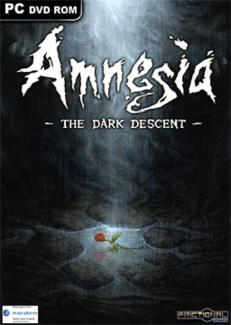 Amnesia: The Dark Descent - Image: Amnesia The Dark Descent Cover Art