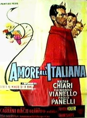 Love Italian Style (film) - Image: Amore all'italiana