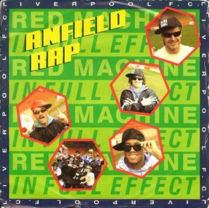 Anfield Rap - Image: Anfield Rap cover