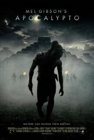 Apocalypto - Theatrical release poster