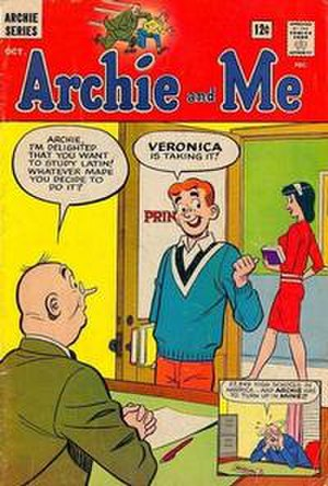 Archie and Me - Image: Archie and Me 1