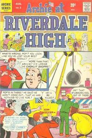 Archie at Riverdale High - Image: Archie at Riverdale High 1
