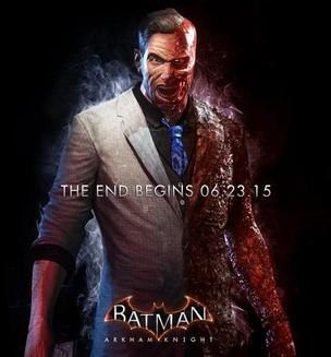 Arkham Knight Two-Face Promo