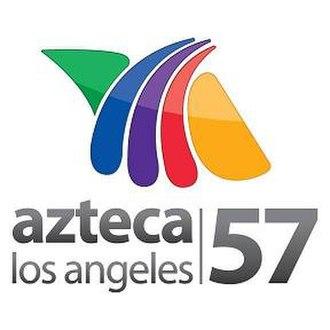 KJLA - Image: Azteca 57LALogo