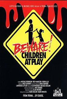 Beware! Children at Play - Wikipedia