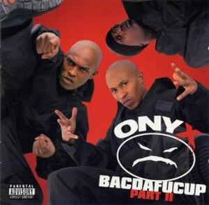 Bacdafucup Part II - Image: Backdafucup part II