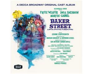 Baker Street (musical) - Image: Baker Street CD Cover