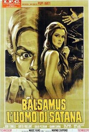 Balsamus, l'uomo di Satana - Image: Balsamus, l'uomo di Satana