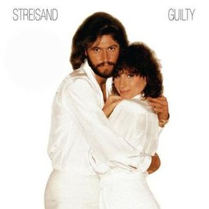 Guilty (Barbra Streisand album) - Image: Barbra streisand guilty album