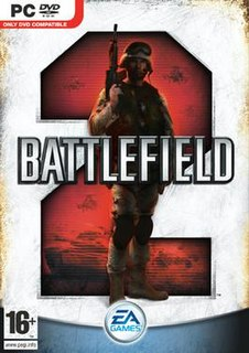 <i>Battlefield 2</i>