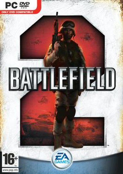 Picture of a game: Battlefield 2