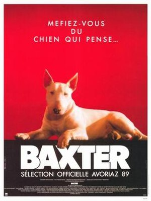 Baxter (film) - French film poster