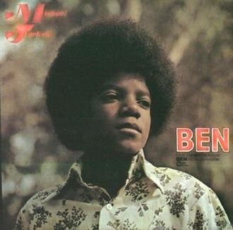 Ben (song) - Image: Ben Michael Jackson