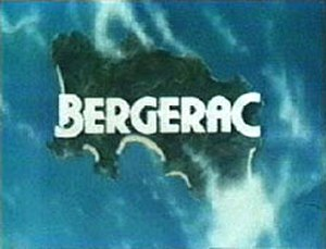 Bergerac (TV series) - Main title.