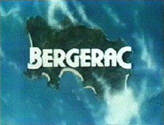 Bergerac (TV series) - Main title.