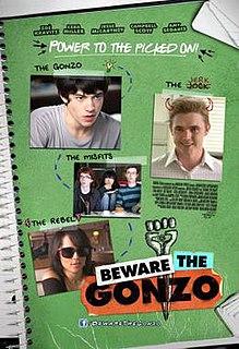 <i>Beware the Gonzo</i> 2010 film