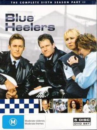 Blue Heelers (season 6) - Image: Bh dvd 6.2